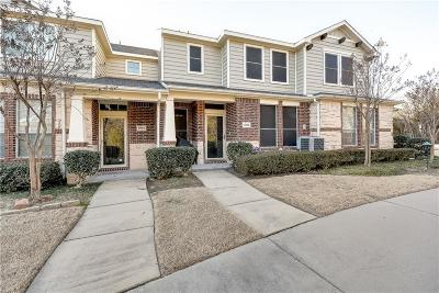 McKinney Townhouse For Sale: 608 Jeans Creek Drive