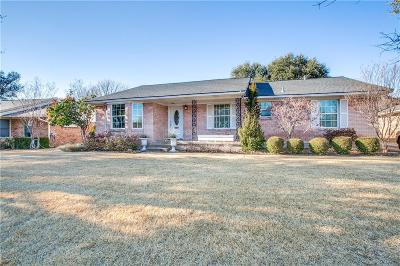Dallas Single Family Home For Sale: 9739 Parkford Drive
