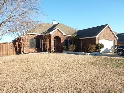 Aubrey Single Family Home For Sale: 1001 Jerry Street