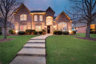 Allen TX Single Family Home For Sale: $550,000
