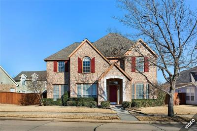 Carrollton Single Family Home For Sale: 3902 Cemetery Hill Road