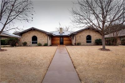 Plano Single Family Home For Sale: 2513 Bluffton Drive