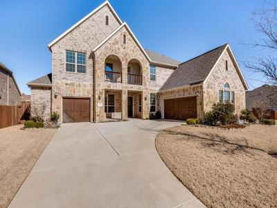 Prosper  Residential Lease For Lease: 2201 Lewis Canyon Drive