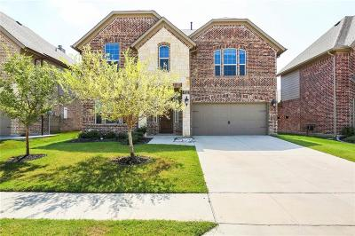 Little Elm Single Family Home Active Option Contract: 2400 Fountain Gate Drive