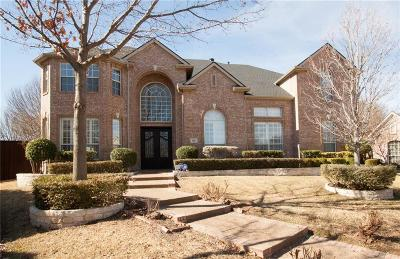Frisco TX Single Family Home For Sale: $639,900