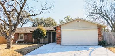 Arlington Single Family Home For Sale: 2509 Surrey Circle