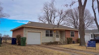 Garland Single Family Home For Sale: 1633 Kirkwood Drive