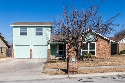Watauga Single Family Home For Sale: 6321 Beetle Drive