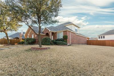 McKinney Single Family Home For Sale: 3400 Woodson Drive