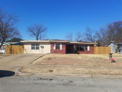 Dallas Single Family Home For Sale: 13521 Flagstone Lane