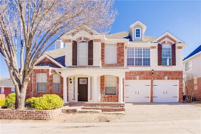 McKinney Single Family Home For Sale: 5011 Enclave Court