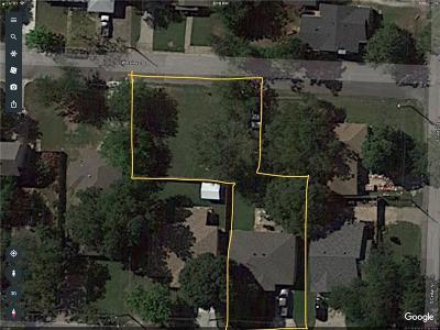 McKinney Single Family Home For Sale: 1009 Pine Street