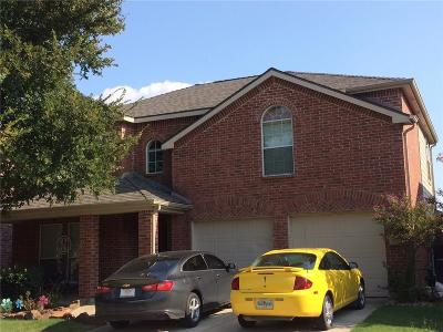 McKinney Single Family Home For Sale: 5717 Calloway Drive