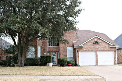 Mesquite Single Family Home For Sale: 1102 Wildflower Lane