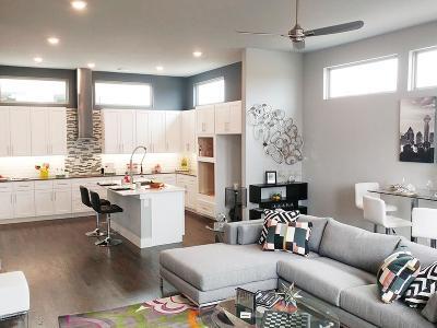 Dallas Condo Active Option Contract: 4222 Roseland Avenue #C