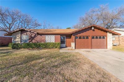 Arlington Single Family Home For Sale: 2700 S Fielder Road