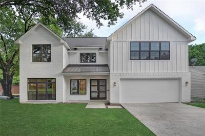 Dallas Single Family Home For Sale: 7003 Kenwell Street