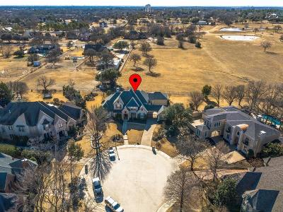 Colleyville Single Family Home For Sale: 6800 Fallbrook Court