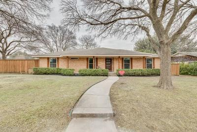 Dallas Single Family Home For Sale: 13656 Rolling Hills Lane