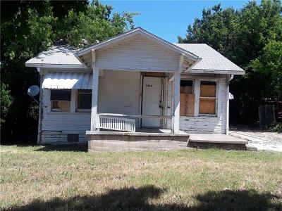 Fort Worth Single Family Home For Sale: 5326 Bonnell