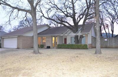 Arlington Single Family Home For Sale: 5104 Red River Drive