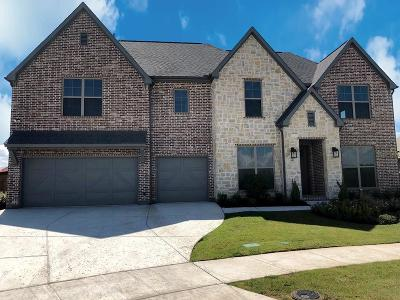 Frisco Single Family Home For Sale: 435 Hyer Circle