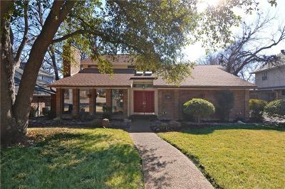 Coppell Single Family Home For Sale: 621 Villawood Ln