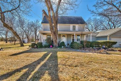 Burleson Single Family Home For Sale: 5360 Hopper Road