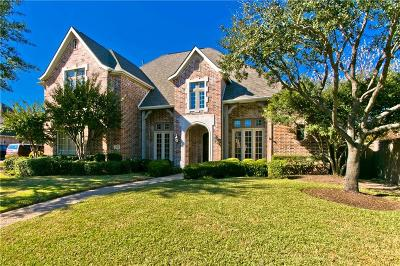 McKinney Single Family Home Active Option Contract: 1804 Cypress Point Drive