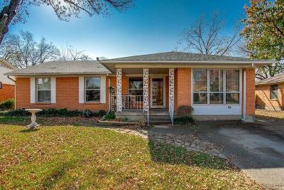 Dallas Single Family Home For Sale: 2410 Highwood