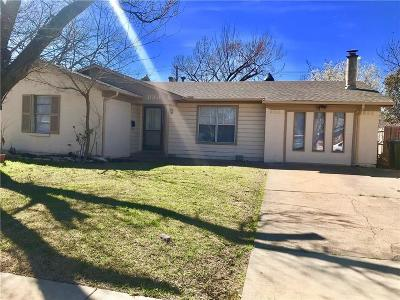 Garland Single Family Home For Sale: 3001 Gardenia Drive