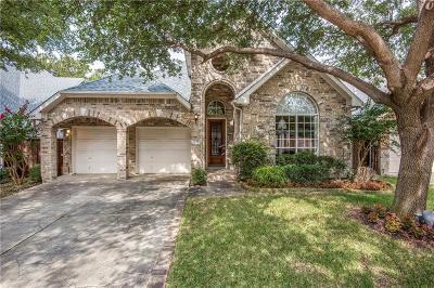 Dallas Single Family Home For Sale: 7235 Dogwood Creek Lane