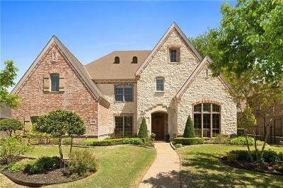 Colleyville Single Family Home For Sale: 7215 Brooke Drive