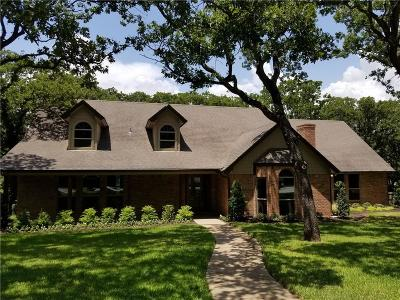 Keller Single Family Home For Sale: 1512 Bellechase Drive