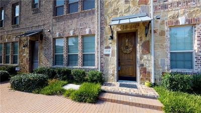 Plano Townhouse For Sale: 5745 Headquarters Drive