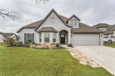 Aledo Single Family Home For Sale: 103 Bluestem Lane