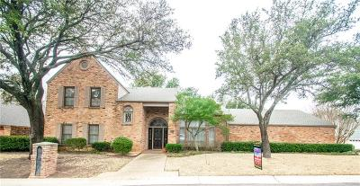 Denton Single Family Home For Sale: 2904 Destin Drive