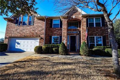 Flower Mound Single Family Home For Sale: 2112 Southernwood Court