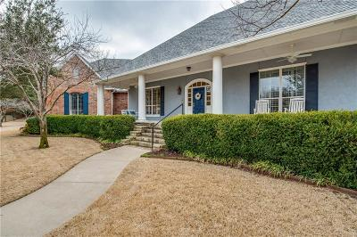 McKinney Single Family Home For Sale: 1800 Sycamore Trace