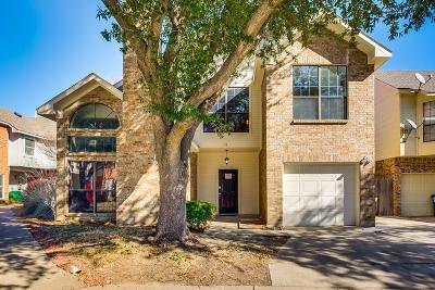 Allen Single Family Home For Sale: 11 Buchanan Place