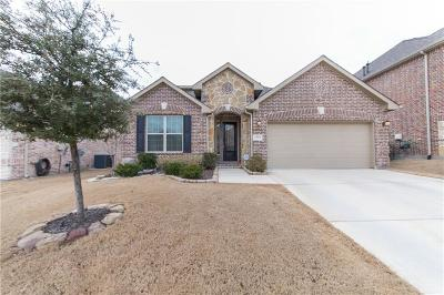 Denton Single Family Home For Sale: 3204 Glen Crest Lane