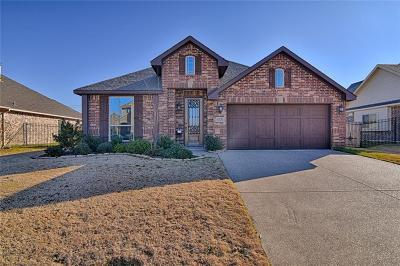 Mansfield Single Family Home For Sale: 4320 Gleneagles Drive