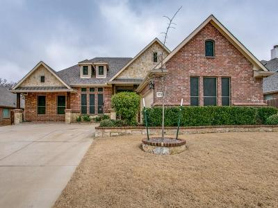 Arlington Single Family Home For Sale: 8211 Holly Hock Drive