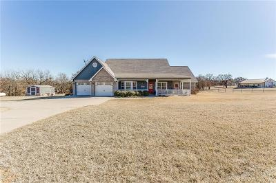 Weatherford Single Family Home For Sale: 325 Maddux Road