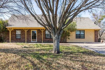 Ennis Single Family Home For Sale: 805 S Elm Street