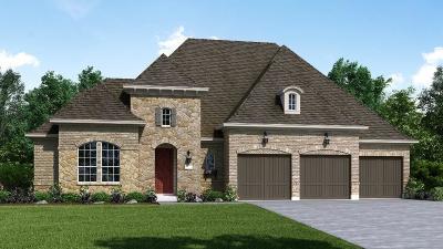 The Colony Single Family Home For Sale: 8109 Castlebridge