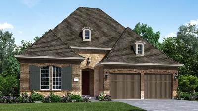 The Colony Single Family Home For Sale: 2736 Waterford