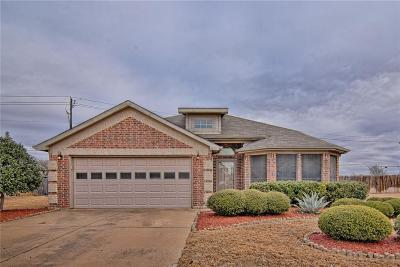 Fort Worth Single Family Home For Sale: 12125 Hunters Crossing Lane