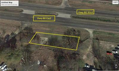 Terrell Residential Lots & Land For Sale: Hwy 80 Highway
