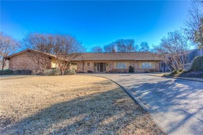 Fort Worth Single Family Home For Sale: 4109 Sarita Drive